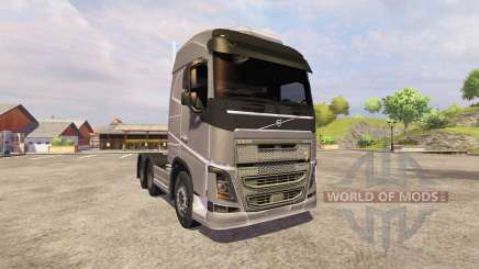 Volvo FH16 2012 para Farming Simulator 2013