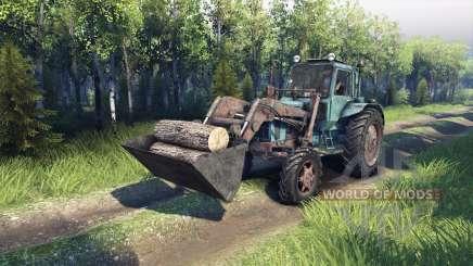 MTZ-82 v1.5 para Spin Tires
