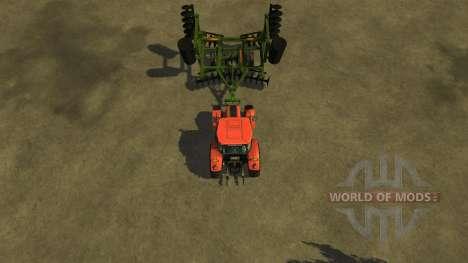 La BDT-7 para Farming Simulator 2013