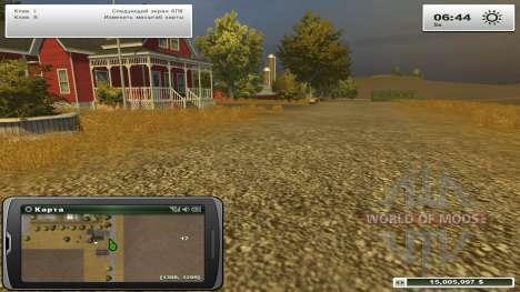 Money Cheat para Farming Simulator 2013