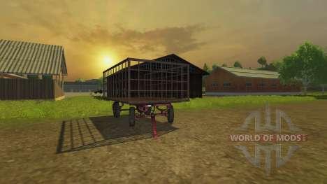 Arba para Farming Simulator 2013