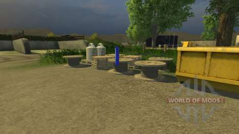 Map Buyable Object para Farming Simulator 2013