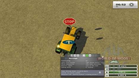 Courseplay 3.4 para Farming Simulator 2013
