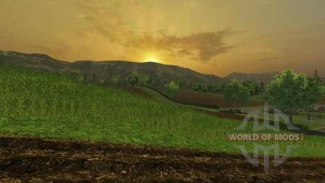 Vogelsberg para Farming Simulator 2013