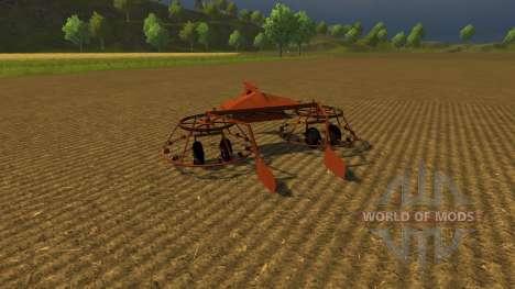 Rake montado 4.2 para Farming Simulator 2013