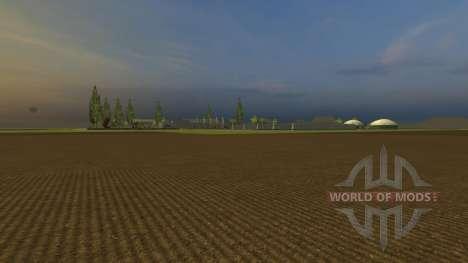 Kernstadt para Farming Simulator 2013