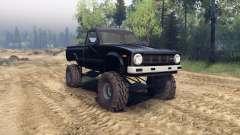 Toyota Hilux Truggy 1981 v1.1 black