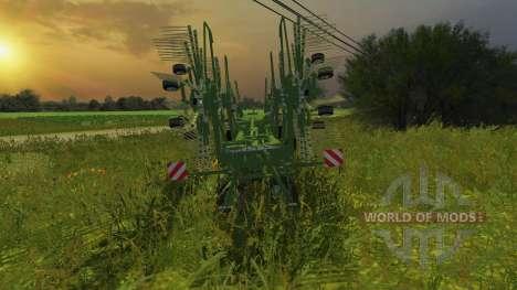 Krone Swadro 2000 para Farming Simulator 2013