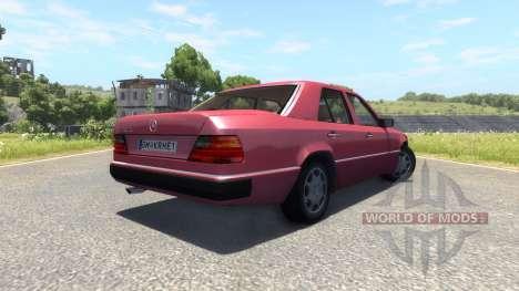 Mercedes-Benz W124 para BeamNG Drive