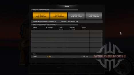 El Banco para Euro Truck Simulator 2