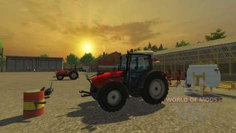 moreRealistic Hegenstadt para Farming Simulator 2013
