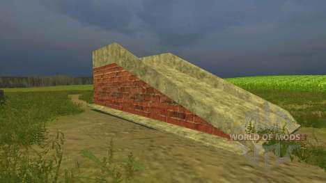 Rampa para Farming Simulator 2013