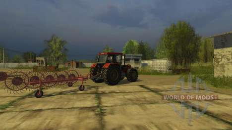 Agromet Z-211 para Farming Simulator 2013