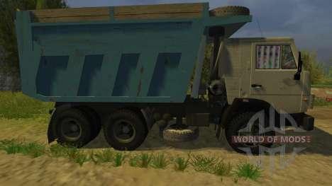KAMAZ-45143 para Farming Simulator 2013