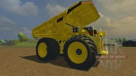 BelAZ 7571 para Farming Simulator 2013