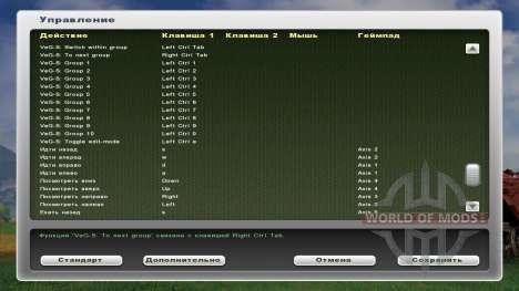 VehicleGroups Switcher v0.97 para Farming Simulator 2013
