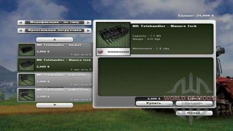 moreRealistic Vehicles para Farming Simulator 2013