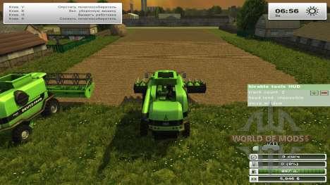 Hirabletools para Farming Simulator 2013