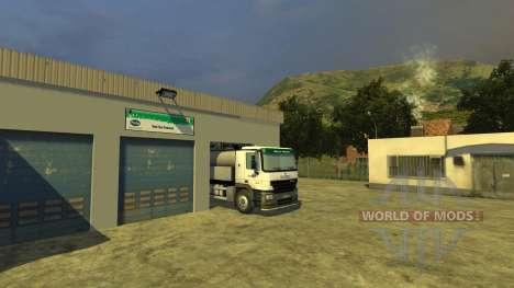 United Kingdom (UK) para Farming Simulator 2013