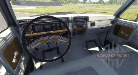 Ford F-150 Ranger 1984 para BeamNG Drive