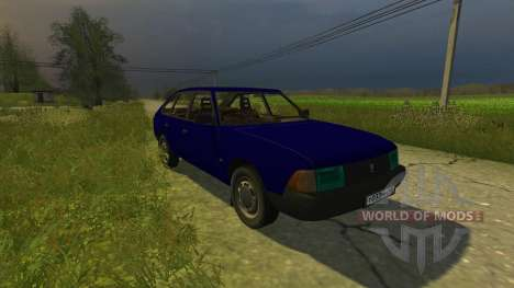 IZH 2141 Moskvich para Farming Simulator 2013
