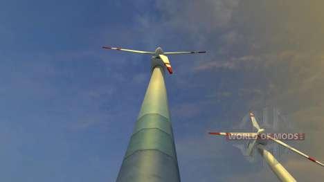 Molino de viento para Farming Simulator 2013