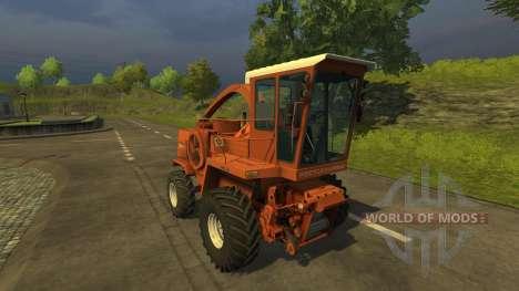 No Un para Farming Simulator 2013