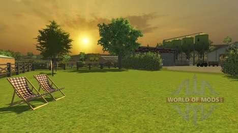 Hagestedt para Farming Simulator 2013