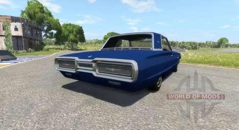 Ford Thunderbird 1964 para BeamNG Drive
