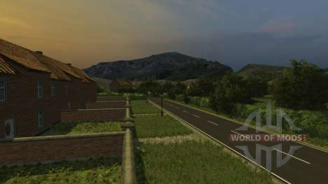United Kingdom (UK) para Farming Simulator 2013