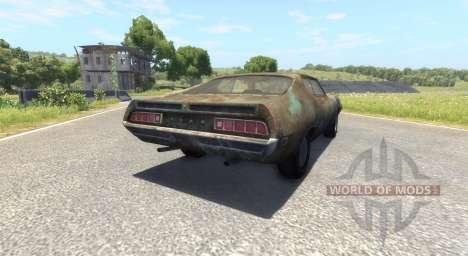 Ford Torino 1970 Extreme para BeamNG Drive