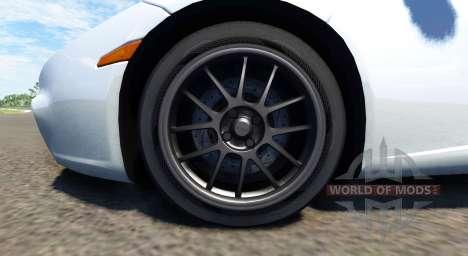 McLaren MP4-12C para BeamNG Drive