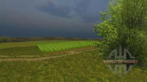 Buchalovo para Farming Simulator 2013