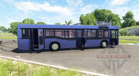 MAZ-203 púrpura para BeamNG Drive