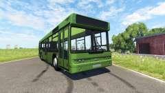 MAZ-203 verde