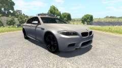 BMW F10 M5 2012