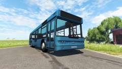 MAZ-203 azul