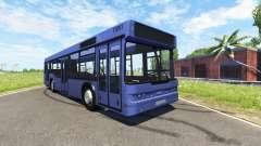 MAZ-203 púrpura