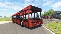 MAZ-203 rojo