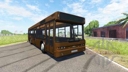 MAZ-203 marrón para BeamNG Drive