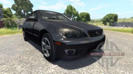 Lexus IS300 para BeamNG Drive