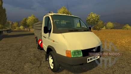 GAS 3302 Gacela para Farming Simulator 2013