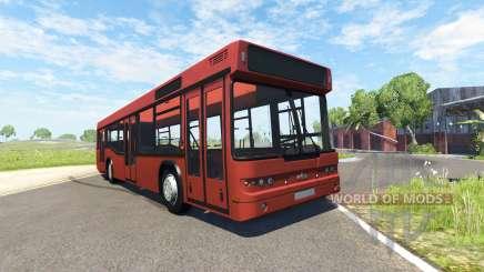 MAZ-203 rojo para BeamNG Drive