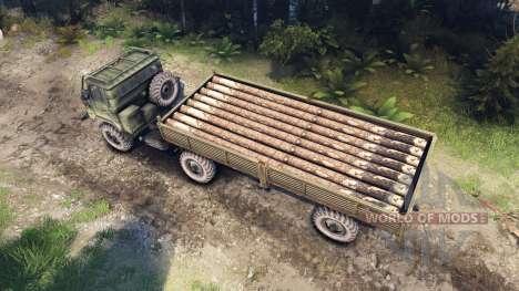 GAS-P para Spin Tires