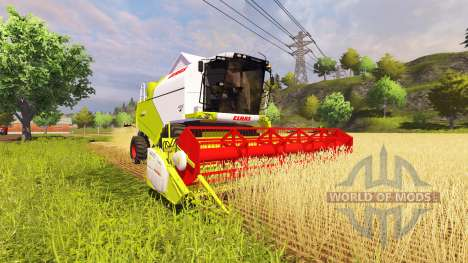 CLAAS Tucano 440 para Farming Simulator 2013