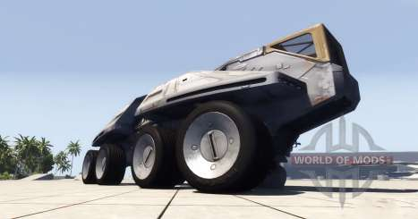AT-TE Remastered para BeamNG Drive