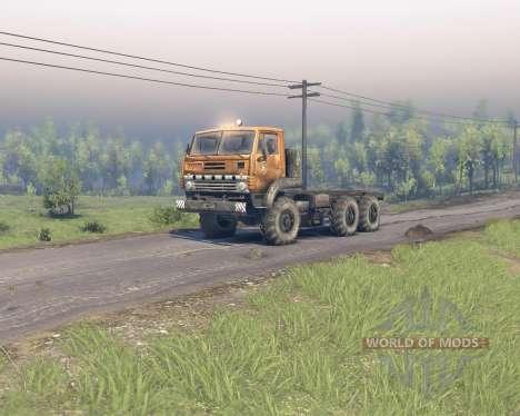 Ural-Secado Y para Spin Tires