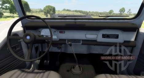 Toyota Land Cruiser (J40) 1980 para BeamNG Drive