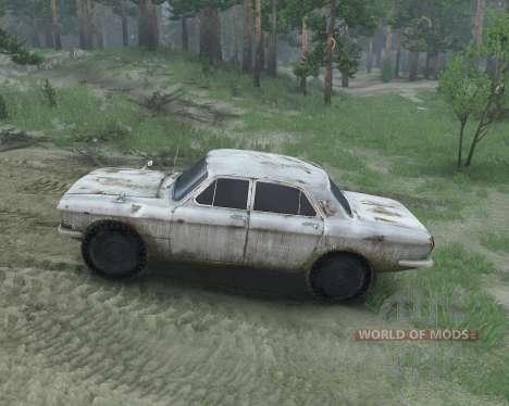 GAS 24 para Spin Tires
