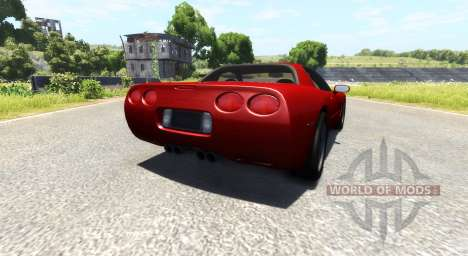 Chevrolet Corvette C5 para BeamNG Drive